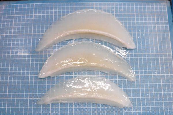 Soft Cuttlefish Wing frozen