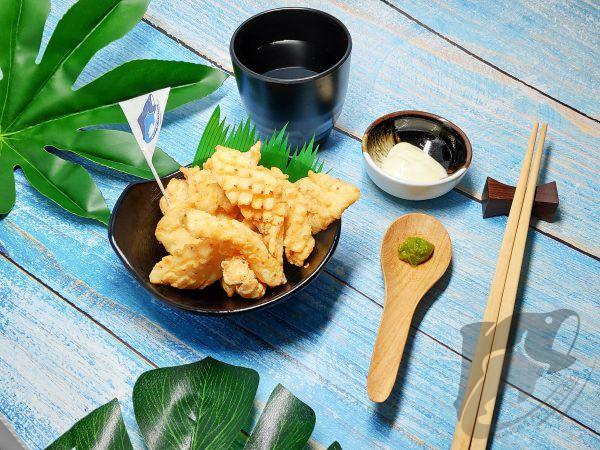 Squid Matsukasa Karaage