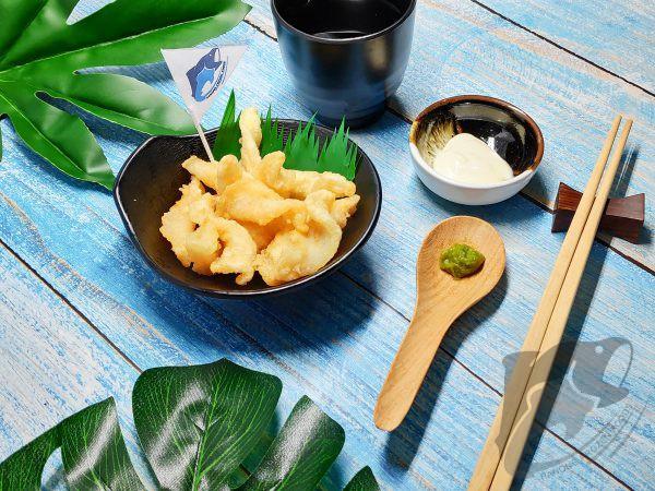 Squid Slice Karaage