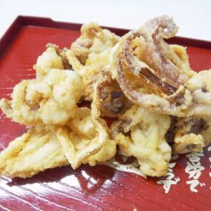 Squid Karaage