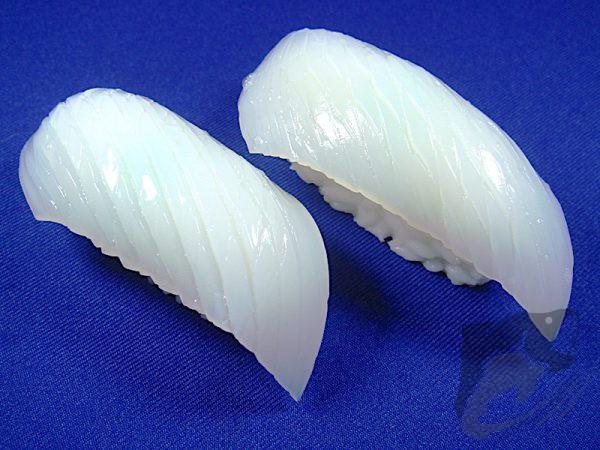 Frozen Squid Slice